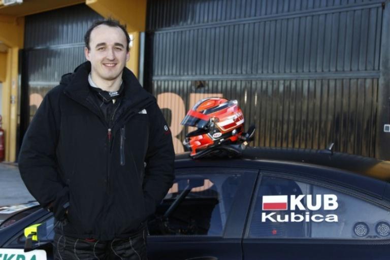 """Kubica, """"Fantastico tornare a correre in Polonia"""""""