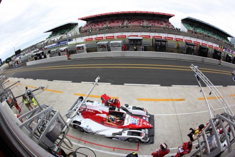 La Loeb Racing salta Le Mans