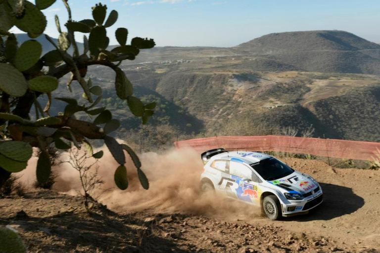 WRC – Ogier insidiato da vicino da Ostberg