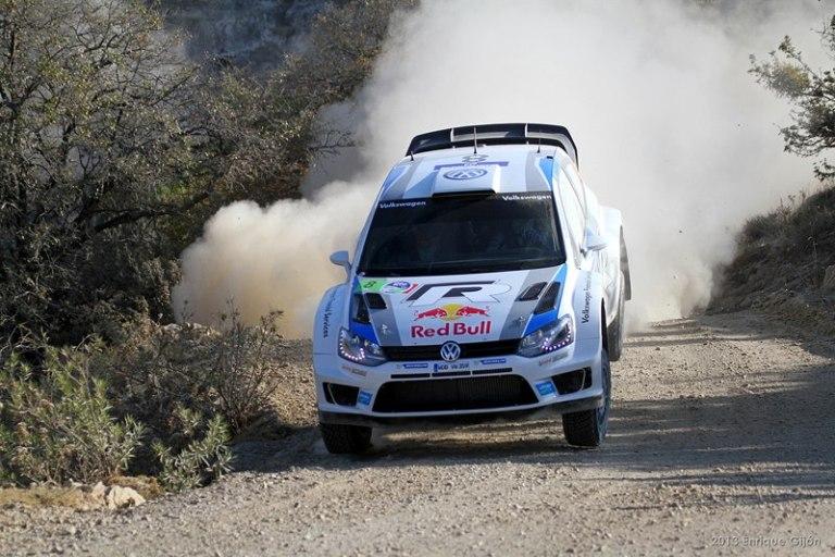 WRC – La Polo prende il largo