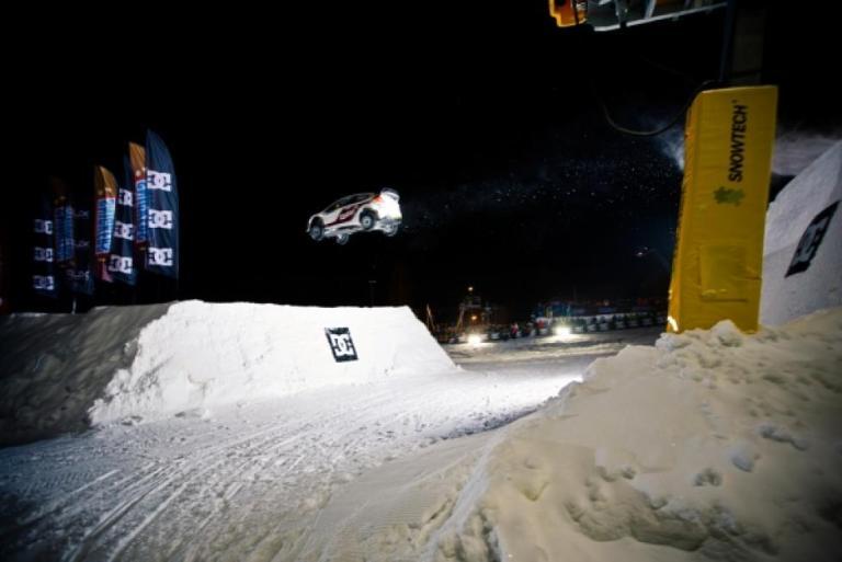 WRC – Record sulla neve per Ostberg