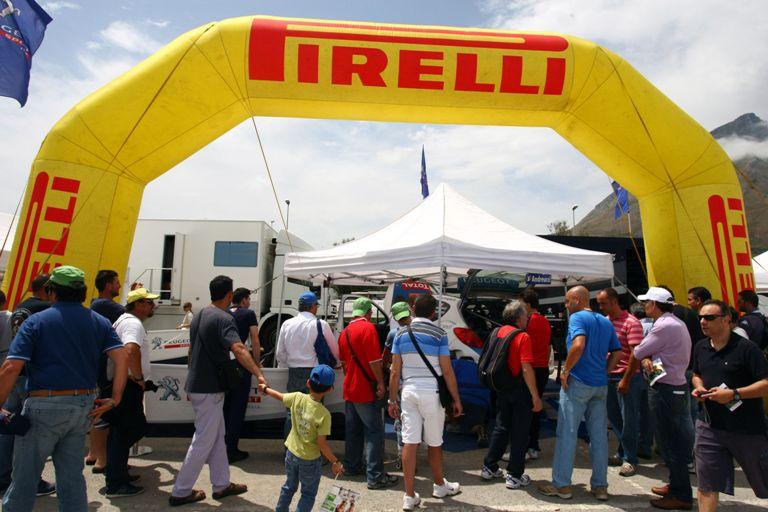 CIR – Con il Ciocco al via un'altra sfida Pirelli