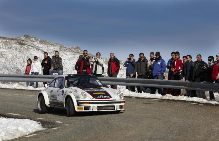 Sainz vince il Rally di Spagna Storico