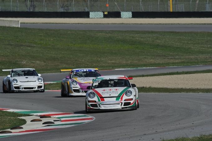 Targa Tricolore Porsche – Grande successo al Mugello per lo shakedown