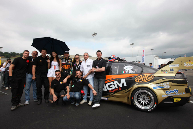 Superstars International Series- La Chevrolet Camaro si presenta