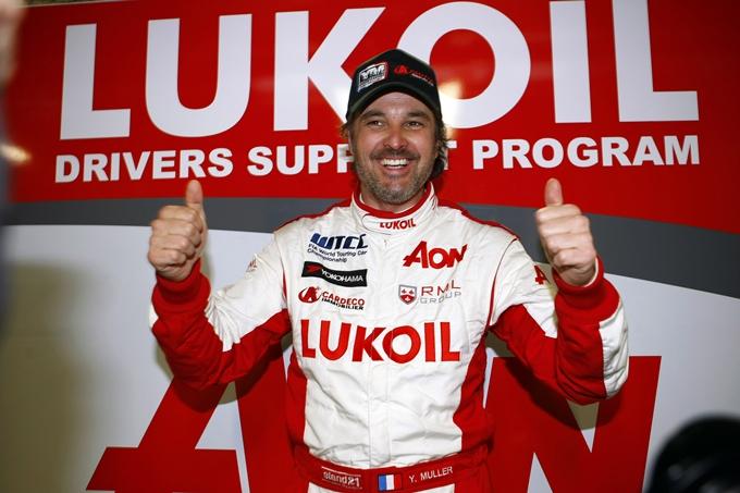 WTCC – Yvan Muller domina a Monza