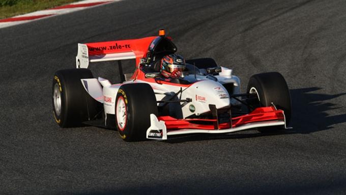 Auto GP – Luciano Bacheta si accasa con Zele Racing