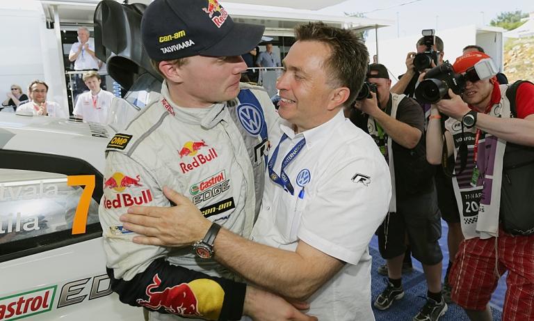 WRC – Capito felice per il podio di Latvala in Portogallo