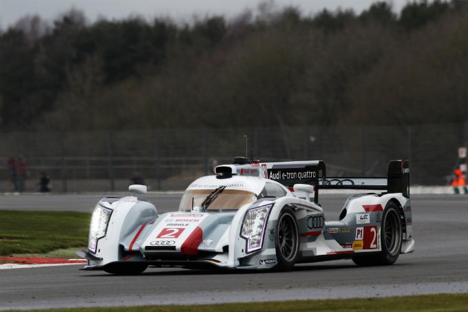 6 Ore di Silverstone – Dominio Audi, nulla d afare per le Toyota