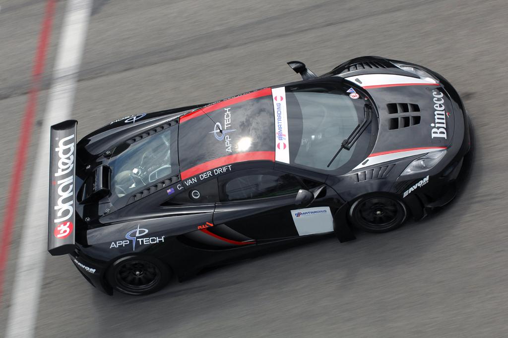 Bhai Tech con Pantano-Suzuki e Van der Drift-Razia in GT Open