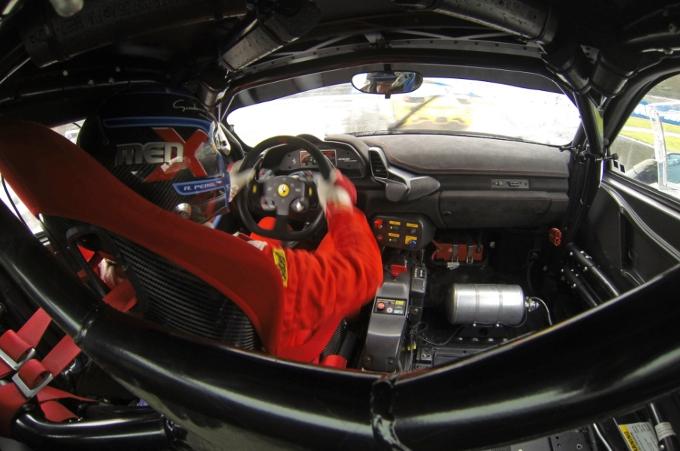 Monza inaugura la XXI edizione del Ferrari Challenge Europa