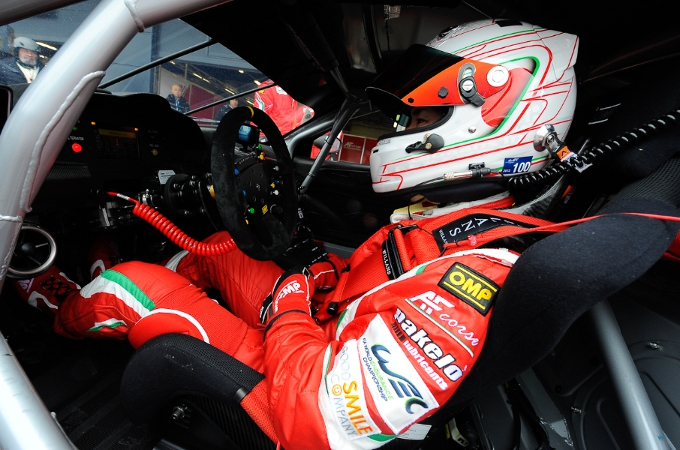 Aperti i Ferrari Racing Days a Suzuka