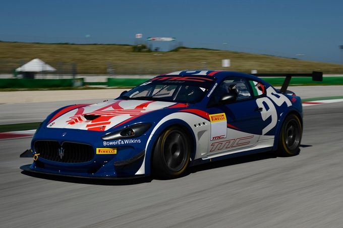 Maserati Trofeo MC World Series 2013 al via al Paul Ricard
