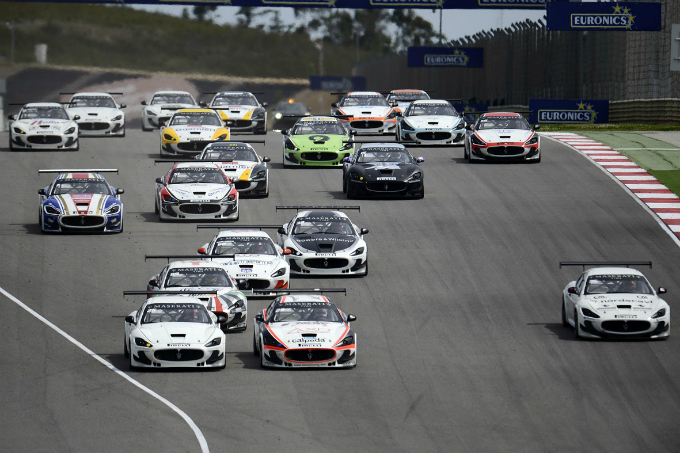 Maserati Trofeo MC World Series – I test ufficiali in scena nel weekend a Misano