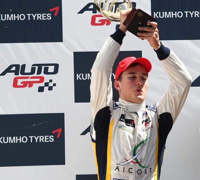 """Auto GP – Vittorio Ghirelli: """"Ottimo campionato per fare il salto in GP2"""""""