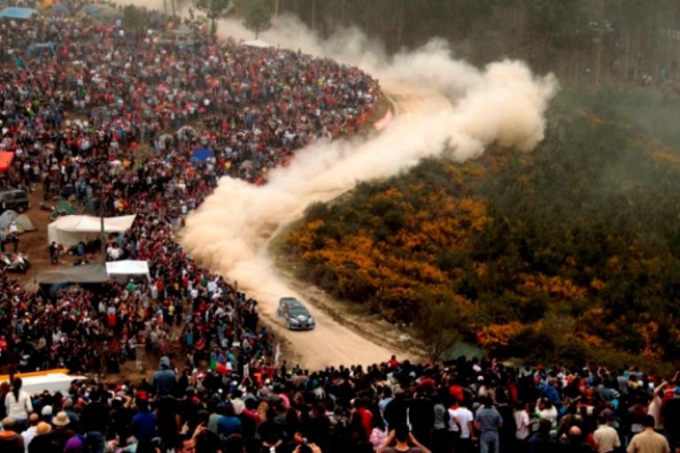Grande entusiasmo al Fafe Rally Sprint