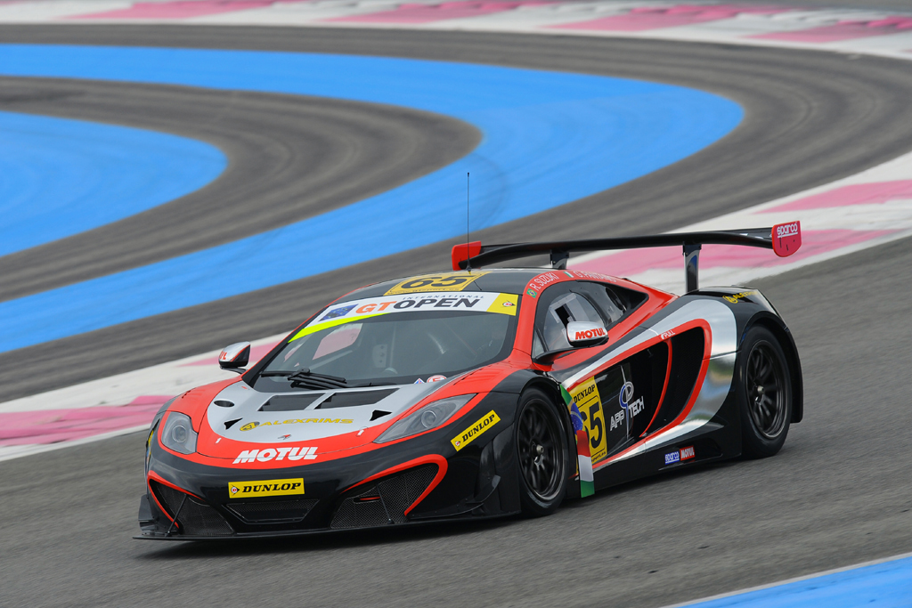 GT OPEN – Week end di apprendistato per Bhai Tech al Paul Ricard