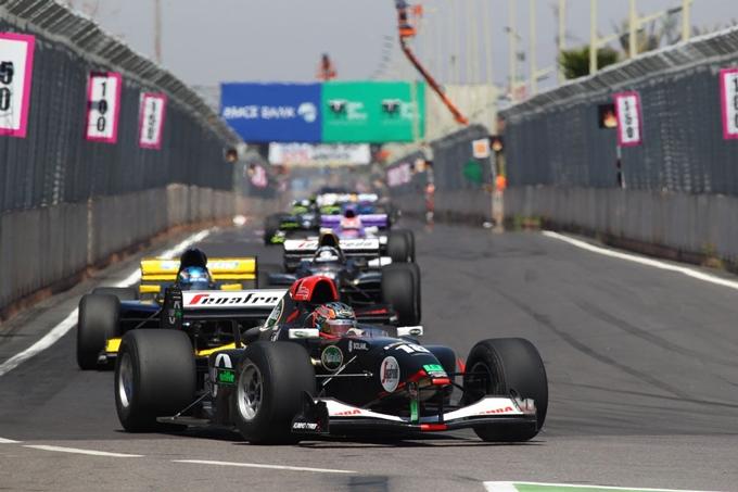 Auto GP – A Budapest il terzo round