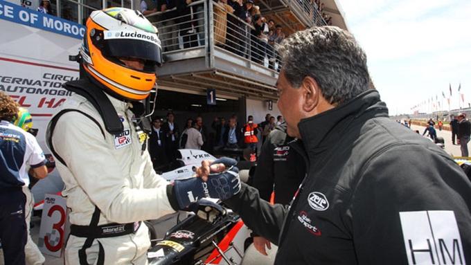 Auto GP – Luciano Bacheta conquista Gara 2