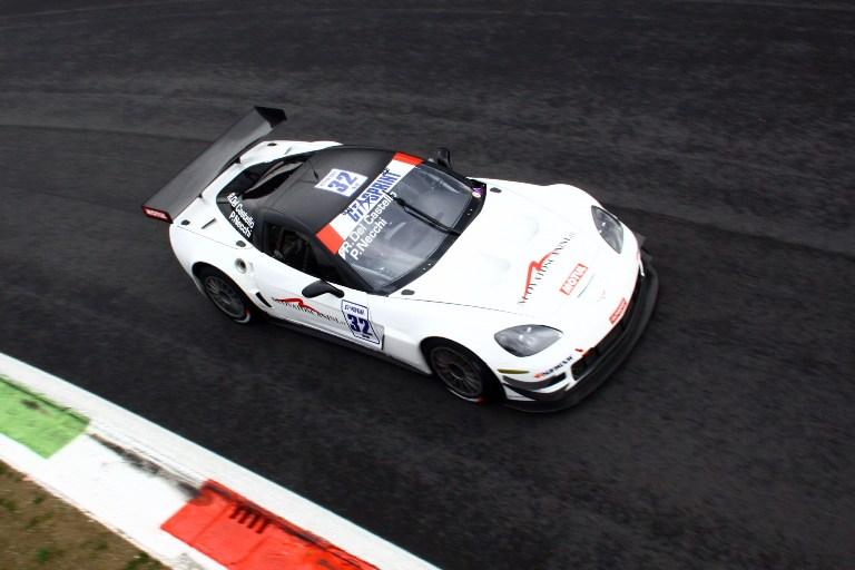 GtSprint International Series – Gara 2 alla Corvette di Necchi-Del Castello