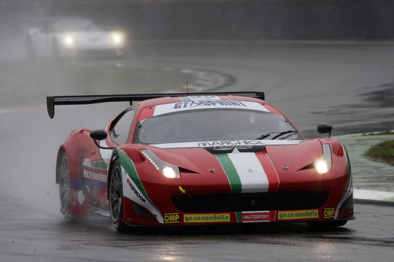 GtSprint International Series – Nelle libere di Monza dominio Ferrari
