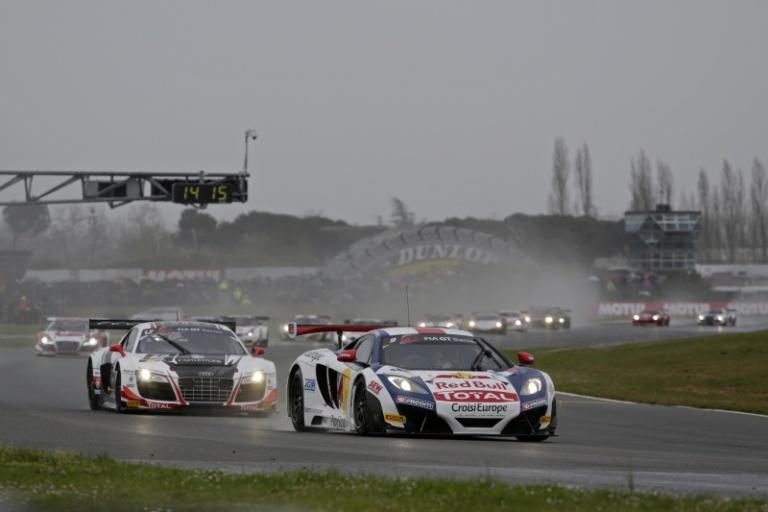 FIA GT – In Francia vincono Sandstrom e Stippler