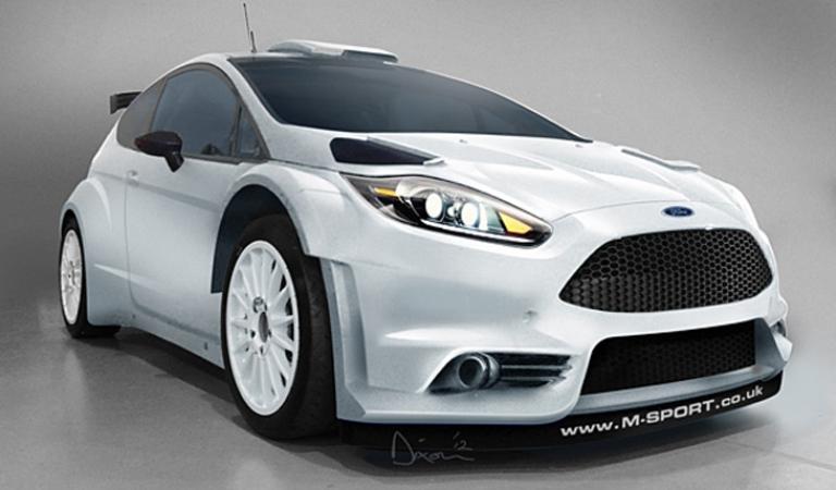 La Fiesta RS verso il debutto al Tour de Corse