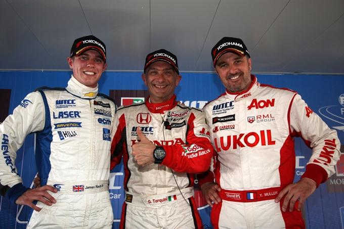 WTCC – Gabriele Tarquini conquista la pole a Marrakech