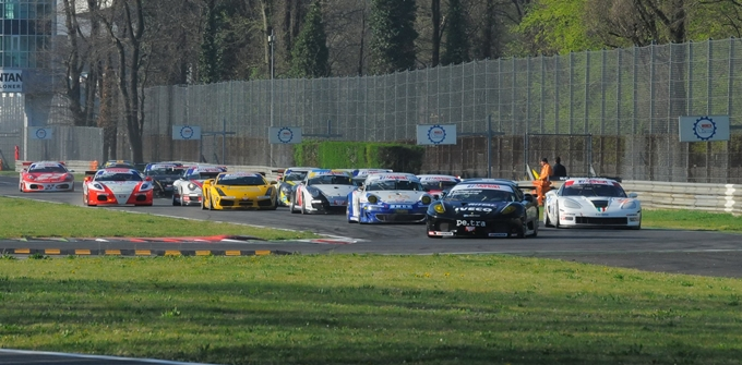 GTSprint International Series – Pochi giorni allo start