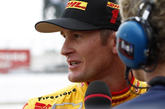Indycar – Ryan Hunter-Reay, dopo la pole anche la vittoria