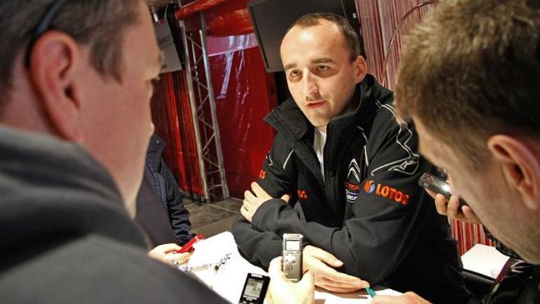 """WRC – Kubica: """"Il Portogallo sarà la più grande sfida della mia vita"""""""