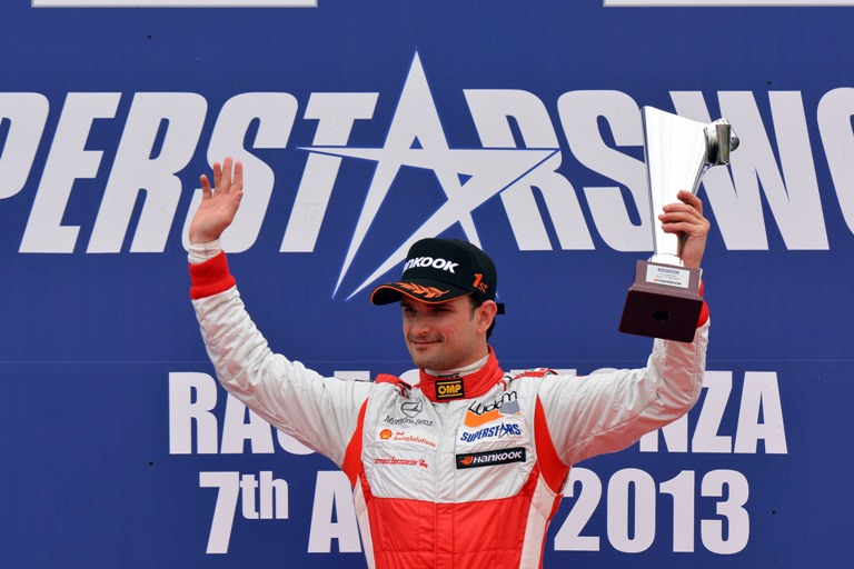 "Superstars International Series – Liuzzi, ""Chiacchiere con i team di F1"""