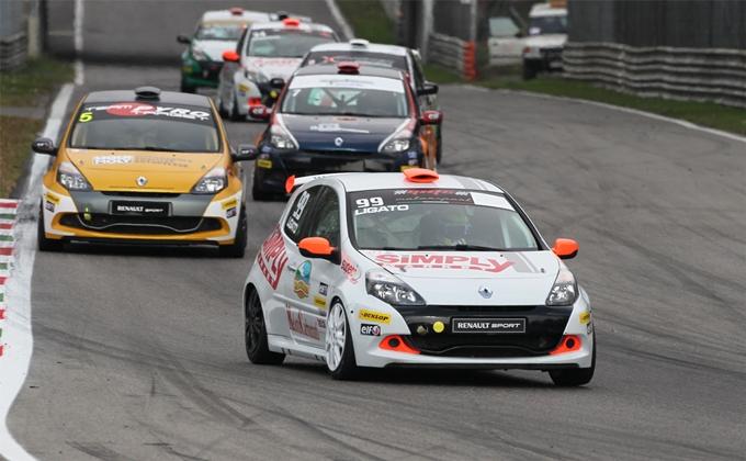Clio Cup Italia – Tutto pronto per la nuova stagione