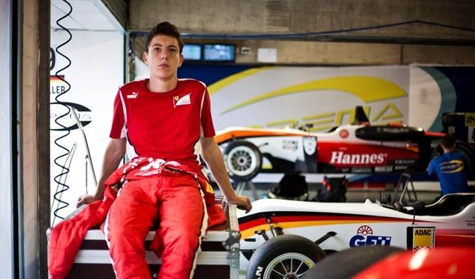 F3 – Raffaele Marciello chiude alla grande a Silverstone