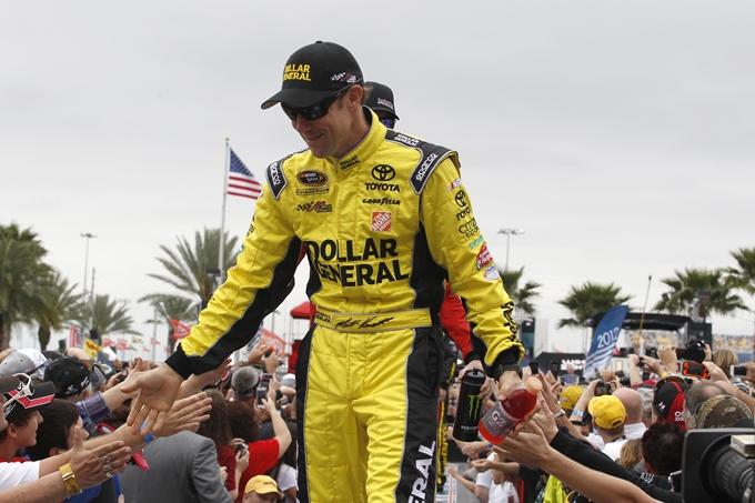 Nascar Sprint Cup – Matt Kenseth conquista la pole