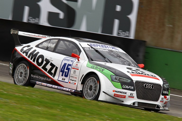 Superstars International Series – Morbidelli pensa a Brno
