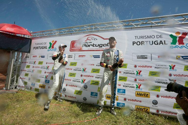 WRC – Malgrado le sventure Ogier trionfa in Portogallo