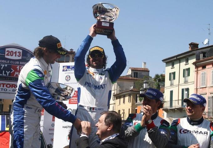 Il Rally Mille Miglia parla solo Pirelli