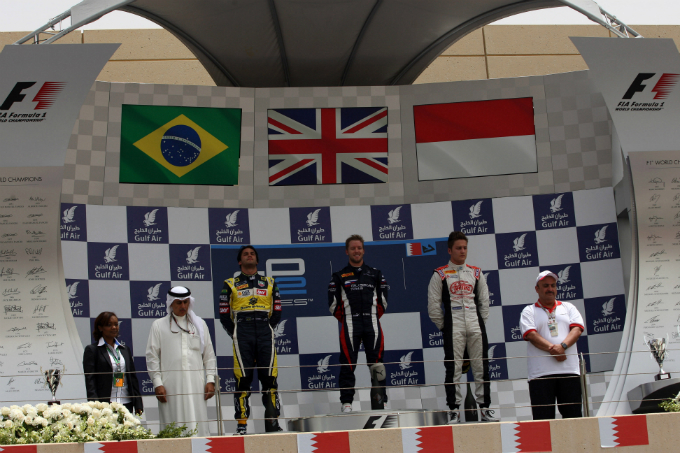 GP2 – Sam Bird vola in Gara 2