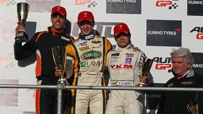 Auto GP – Campana detta legge a Marrakech, gara 1 è sua
