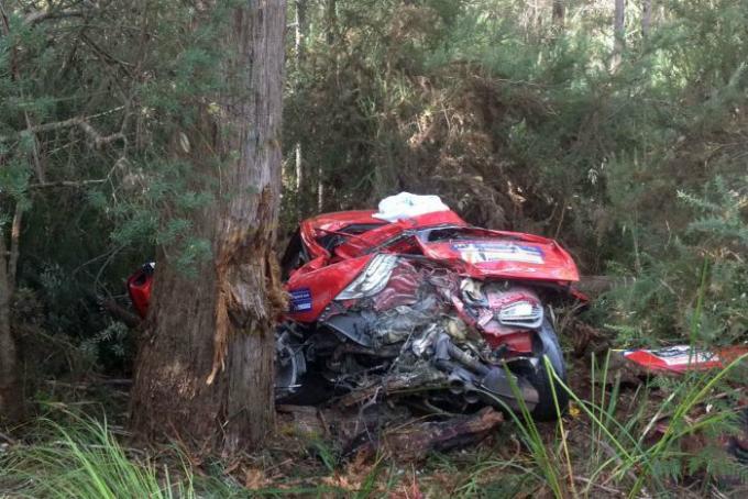 Targa Tasmania – Tragico incidente, muore John Mansell