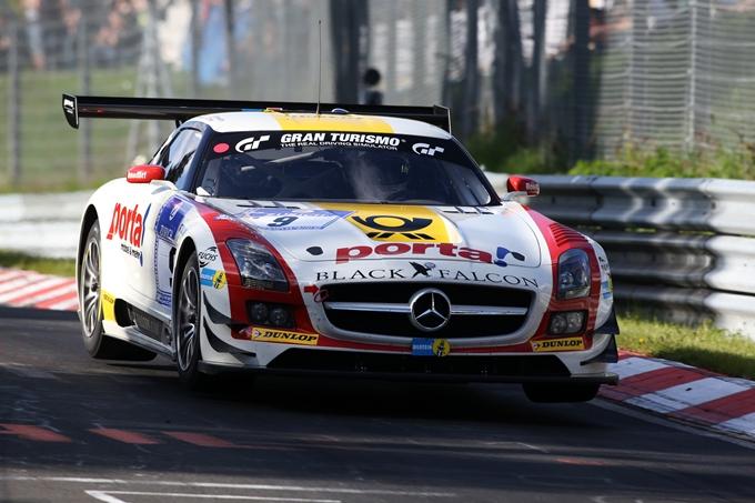 24 Ore del Nürburgring – Grande successo per Dunlop e Mercedes