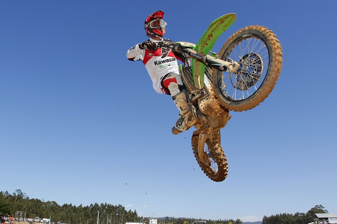 Campionato del Mondo Motocross – Dunlop punta in alto in Brasile