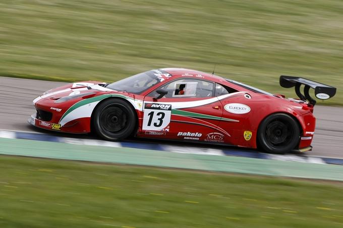 Campionato Britannico GT – La terza tappa stagionale è in scena a Silverstone