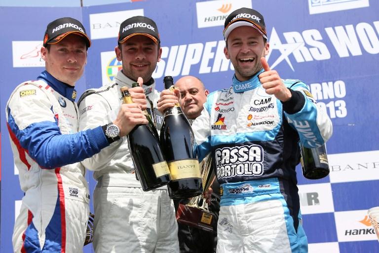 Superstars International Series – In Gara 1 trionfo di Biagi