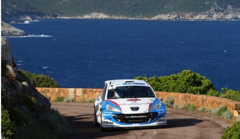 ERC – In Corsica bella vittoria di Bouffier