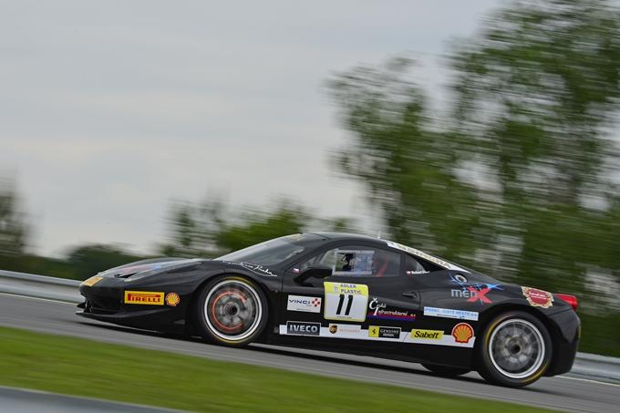 Appuntamento a Brno per il Ferrari Challenge Europa