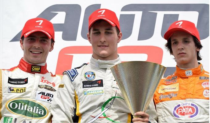 Auto GP – Vittorio Ghirelli mette la firma su Gara 2