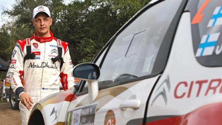 WRC – Hirvonen cerca la vittoria in Grecia