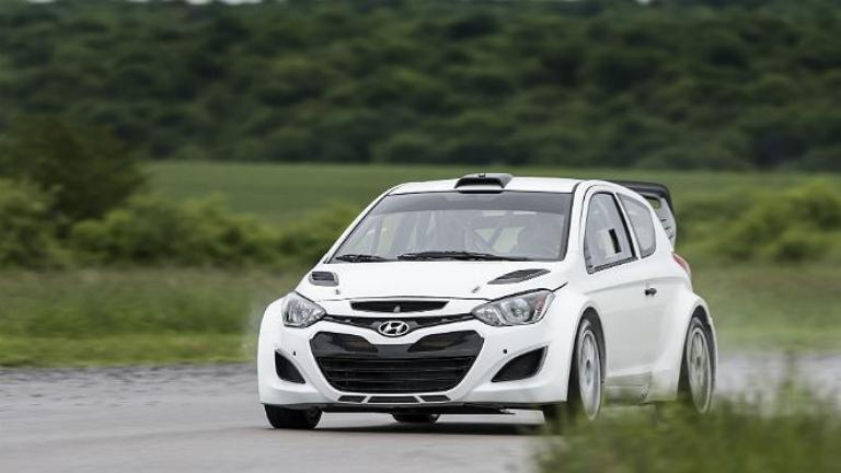 WRC – Primi test per Hyundai